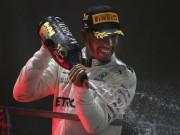 """Thể thao - Bảng xếp hạng F1 - Singapore GP: Hamilton ăn 7, """"cắt đuôi"""" Vettel"""