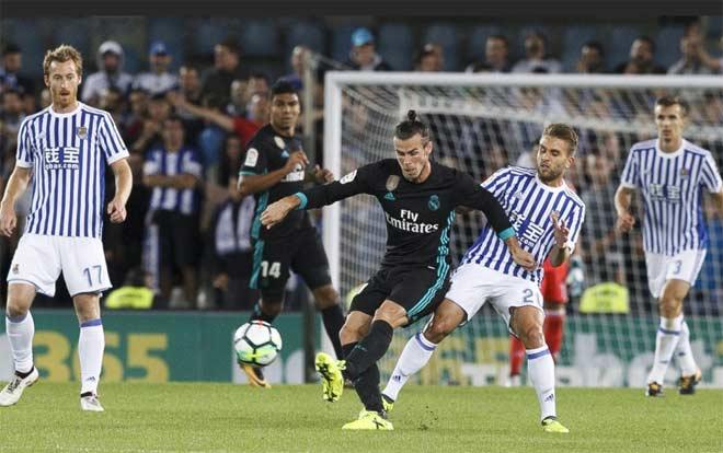 Bale chạy siêu tốc, tái hiện bàn thắng kinh điển vào lưới Barca - 1
