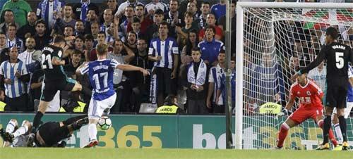 Chi tiết Real Sociedad - Real Madrid: Bản lĩnh có thừa (KT) - 3