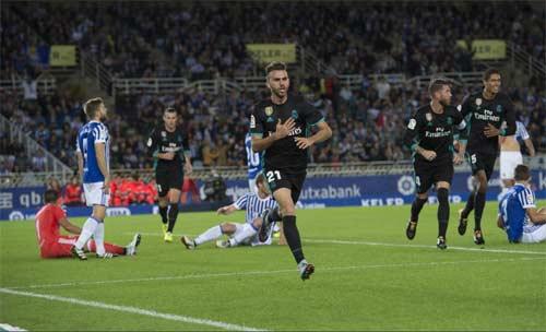 Chi tiết Real Sociedad - Real Madrid: Bản lĩnh có thừa (KT) - 4