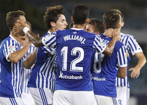 Chi tiết Real Sociedad - Real Madrid: Bản lĩnh có thừa (KT) - 5