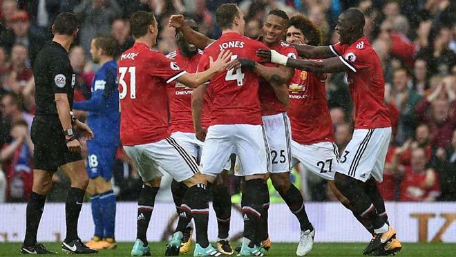 MU đại thắng: Không phải Matic hay Lukaku, Mourinho mới là ngôi sao thực sự - 1