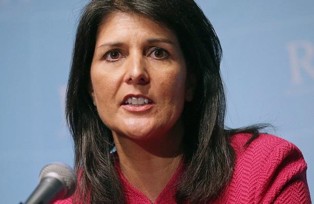"""Đại sứ Mỹ: Liên Hiệp Quốc """"hết cách"""" với Triều Tiên - 1"""