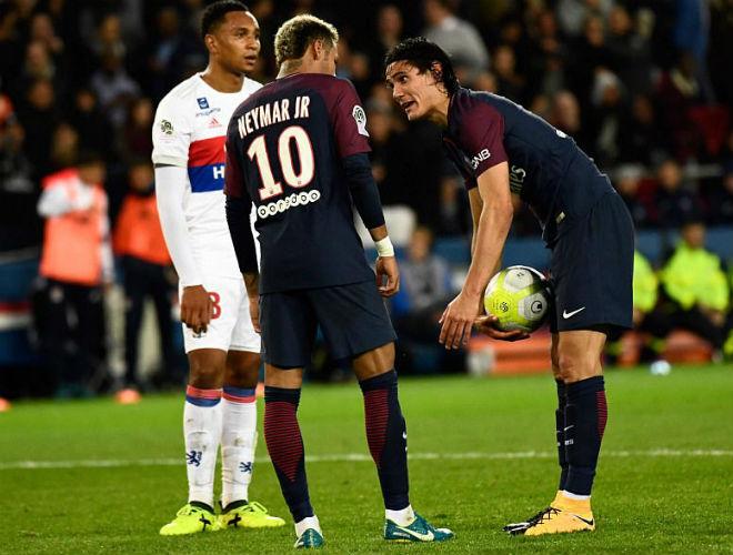 """PSG: """"Song tấu"""" 300 triệu euro tranh nhau phạt đền và... sút hỏng - 1"""