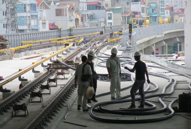 Dự án Cát Linh – Hà Đông: Đường xong, thiếu tiền mua tàu - 1