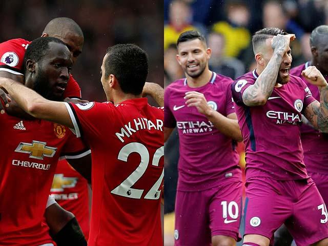 Tiêu điểm V5 Ngoại hạng Anh: Thành Manchester thách thức nhà vua Chelsea