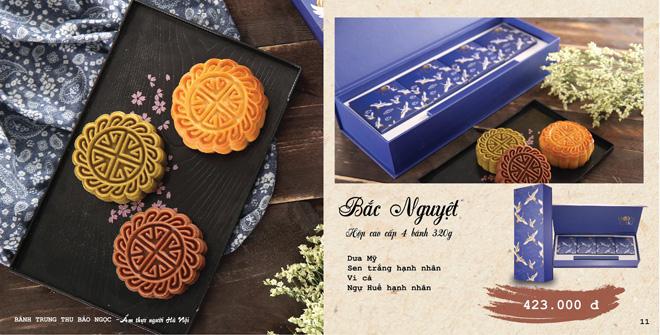 Hà Nội với hương vị xưa của bánh trung thu Bảo Ngọc - 3