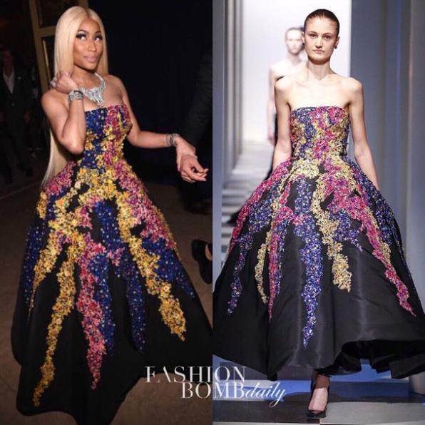 Sao và người mẫu mặc cùng thiết kế: Ai đẹp hơn ai? - 1