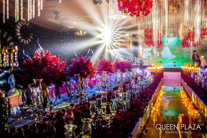 Queen Plaza Luxury – Không gian cưới đẳng cấp, tinh tế tại TPHCM - 1