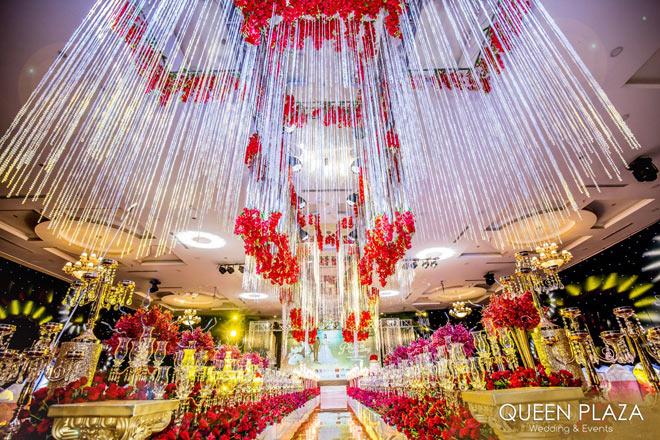 Queen Plaza Luxury – Không gian cưới đẳng cấp, tinh tế tại TPHCM - 2