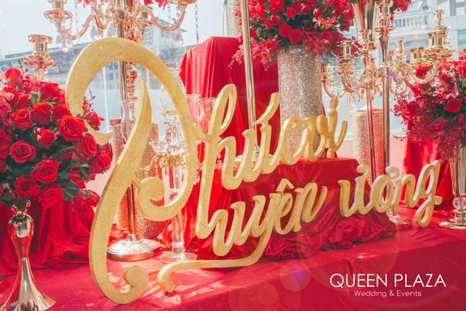 Queen Plaza Luxury – Không gian cưới đẳng cấp, tinh tế tại TPHCM - 6