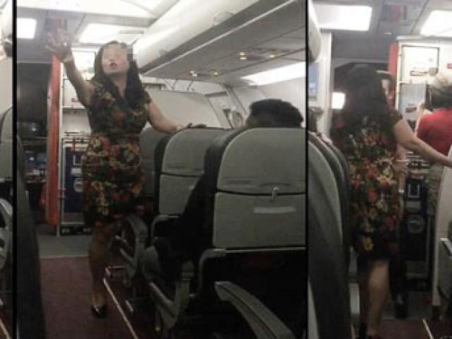 Chửi bới trên máy bay, 2 nữ hành khách bị cấm bay 6 tháng