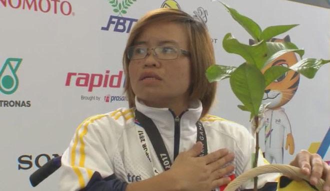Kình ngư Việt giật 4 HCV, phá 1 kỷ lục ở ASEAN Para Games ngày 2 - 5