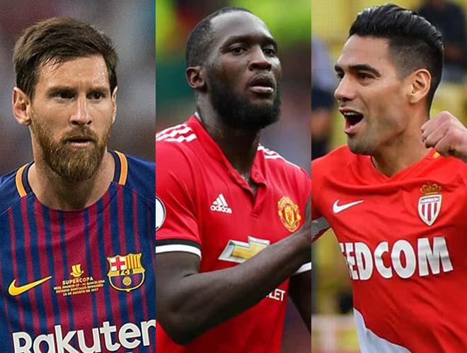 """Hàng hớ MU sút 10 ăn 9: Messi, Lukaku cũng """"chào thua"""" - 1"""