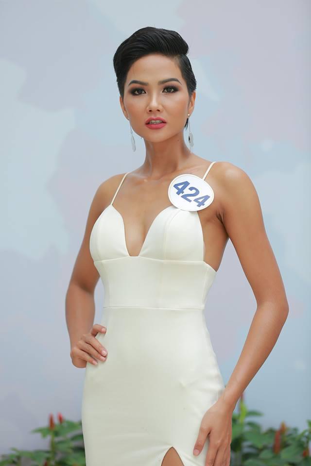 Cô gái Ê Đê thi hoa hậu Hoàn vũ: Tôi từ chối đại gia, cân nhắc thiếu gia - 8