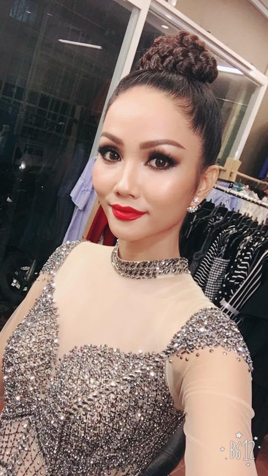 Cô gái Ê Đê thi hoa hậu Hoàn vũ: Tôi từ chối đại gia, cân nhắc thiếu gia - 9
