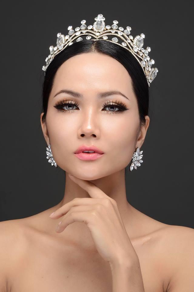 Cô gái Ê Đê thi hoa hậu Hoàn vũ: Tôi từ chối đại gia, cân nhắc thiếu gia - 11
