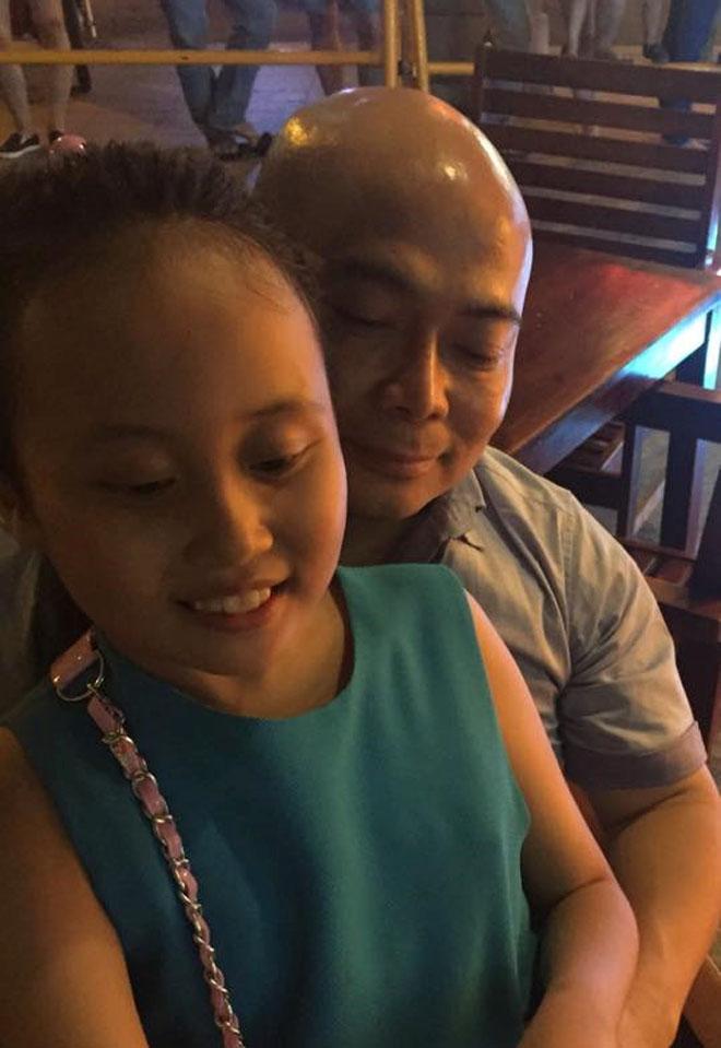 Phương Thanh: Giấu tin bố con gái qua đời vì quá nhiều biến cố - 1