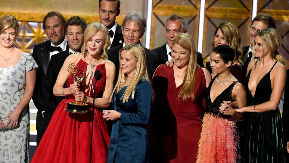 Lễ trao giải Emmy: Vợ cũ Tom Cruise và HBO đại thắng - 6