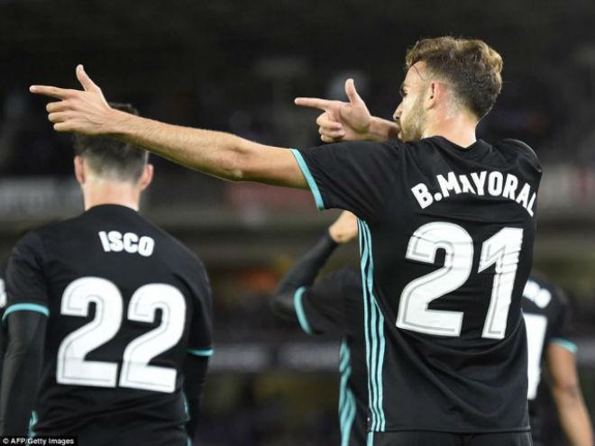 """Tiêu điểm vòng 4 Liga: """"Cánh chim lạ"""" cứu rỗi Real, Barca - 1"""