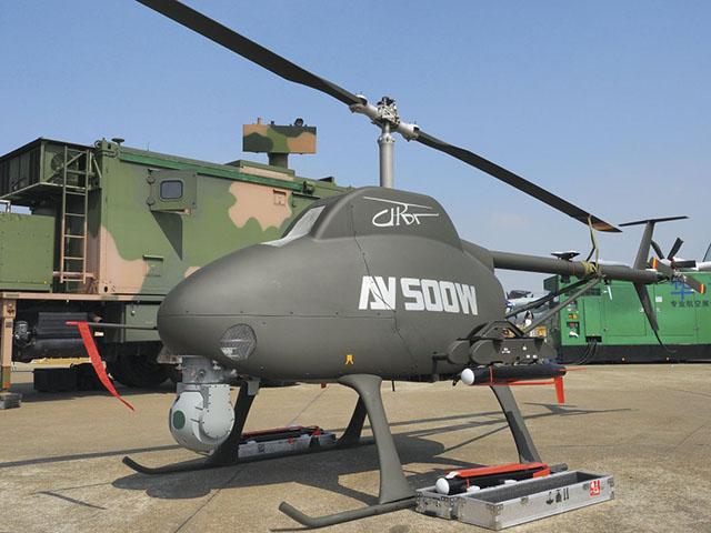 TQ có trực thăng chiến đấu không người lái đầu tiên - 1
