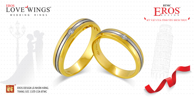 Trang sức cưới EROS  – kỷ vật của tình yêu đích thực - 6