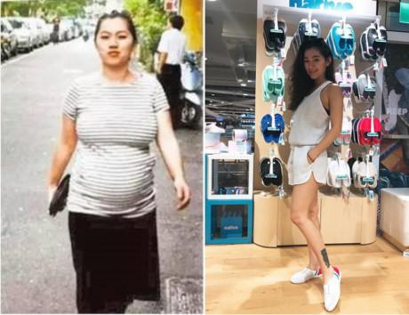 Choáng với vóc dáng quá gọn và sexy của bà mẹ 4 con xứ Trung - 1