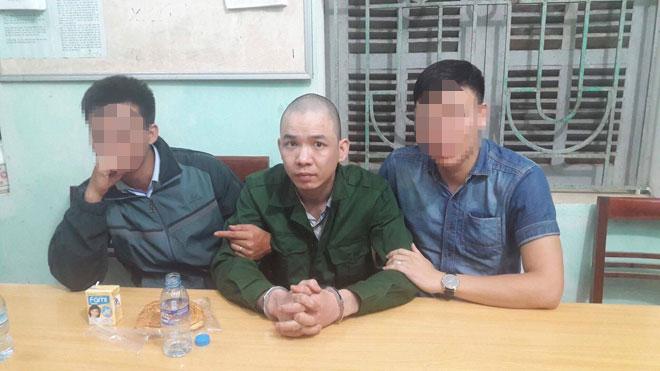 Tạm giữ 3 người giúp tử tù chạy trốn - 1