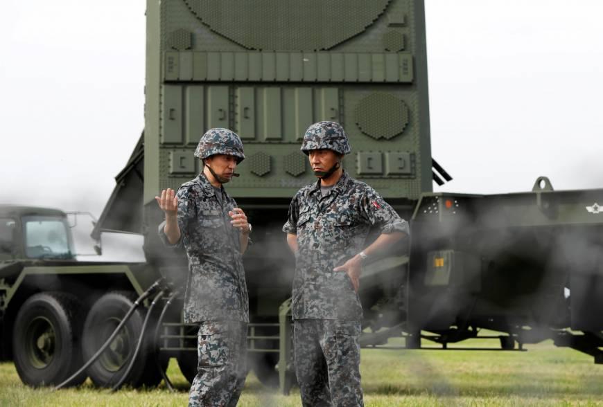 """Bắn hay không bắn tên lửa Triều Tiên: Chuyện """"đau đầu"""" của Mỹ - Nhật - 1"""