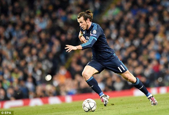 """Bale tỏa sáng: Đòn bẩy từ Ronaldo, """"song kiếm"""" tuyệt hảo của Real - 1"""
