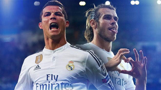 """Bale tỏa sáng: Đòn bẩy từ Ronaldo, """"song kiếm"""" tuyệt hảo của Real - 2"""