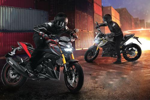 Yamaha giảm giá đồng loạt trong tháng ngâu - 2
