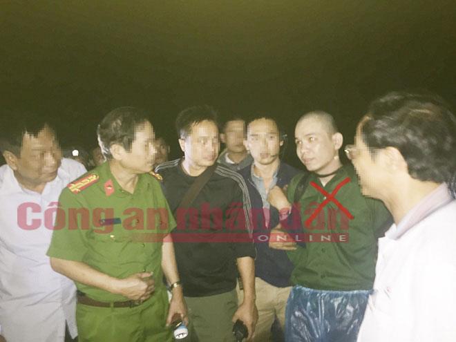 """""""Bật mí"""" những tình tiết mới trong vụ truy bắt tử tù Nguyễn Văn Tình - 2"""