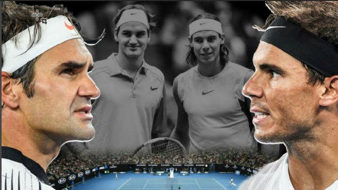 "Tennis 24/7: Nadal sẽ vượt Federer, làm ""Vua Grand Slam"" - 1"