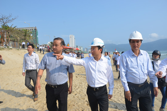 Con đường thăng tiến của Bí thư, Chủ tịch TP Đà Nẵng - 3