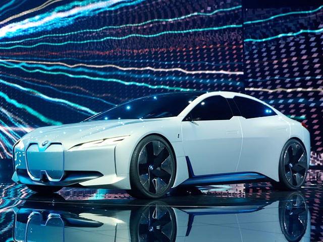 Chiêm ngưỡng BMW i Vision Dynamics tuyệt đẹp - 2