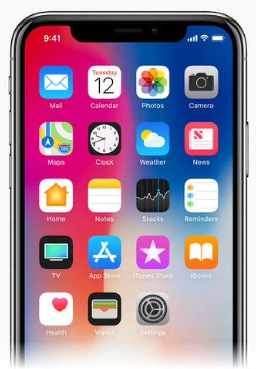 10 sự khác biệt giữa iPhone X và iPhone 8/ iPhone 8 Plus - 2