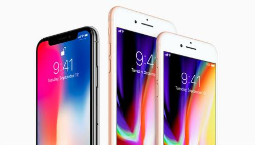 10 sự khác biệt giữa iPhone X và iPhone 8/ iPhone 8 Plus - 7