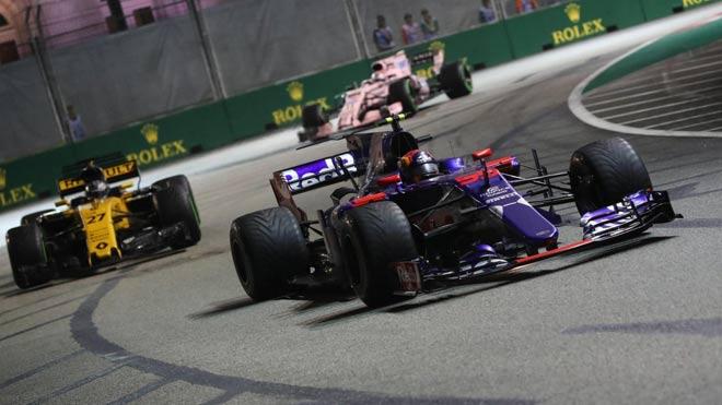 """Đua xe F1, Singapore GP: """"Ngựa chiến"""" tự sát, """"Mũi tên bạc"""" chạm vinh quang - 5"""