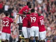 Bóng đá - Góc chiến thuật MU – Everton: Đậm chất Mourinho, kết liễu muộn hảo hạng