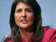 """Thế giới - Đại sứ Mỹ: Liên Hiệp Quốc """"hết cách"""" với Triều Tiên"""