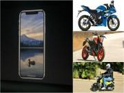 """Quên iPhone X đi, để tiền mua 5 môtô cực """"chất"""" này"""