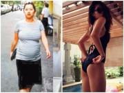 Choáng với vóc dáng quá gọn và sexy của bà mẹ 4 con xứ Trung