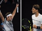 Thể thao - Bảng xếp hạng tennis 18/9: Federer - Nadal tranh số 1, kịch đến hồi hay