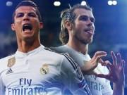"""Bóng đá - Bale tỏa sáng: Đòn bẩy từ Ronaldo, """"song kiếm"""" tuyệt hảo của Real"""