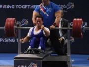 """"""" Địa chấn """"  Para Games: 2 lực sỹ Việt phá sâu kỷ lục đại hội"""