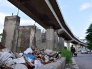 Tin tức trong ngày - Chậm tiến độ, đường sắt trên cao ngàn tỉ hoá bãi rác lộ thiên