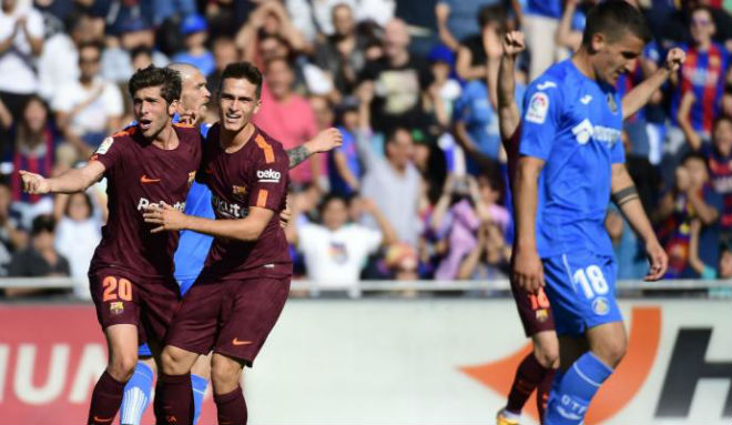 Barca mất Dembele 4 tháng: Tiết kiệm 10 triệu euro, Messi làm quân sư - 5