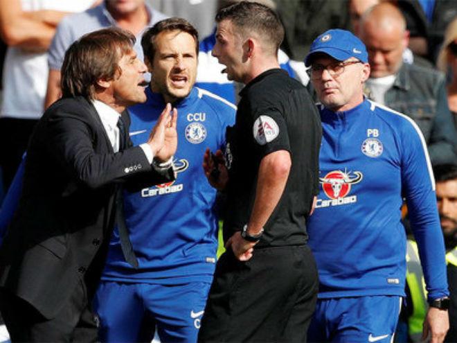 Thuyết âm mưu: Chelsea gặp họa liên tiếp vì Conte kiêu ngạo - 2