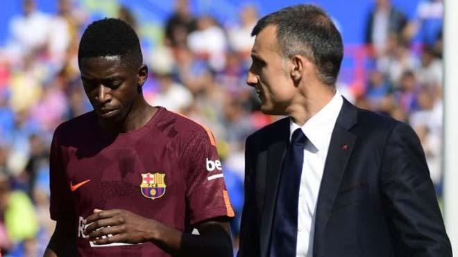 "Barcelona – Eibar: Messi ""gánh tạ"" thay SAO 105 triệu euro - 1"